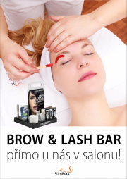 BROW & LASH BAR u SlimFOX