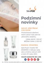 Novinky u SlimFOX na podzim 2015