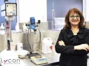 Lydia Jordane představuje vosky Lycon