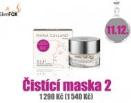 11.12. Čistící krémová maska 2 -16%
