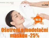 18.12. Ošetření modelační maskou -25%