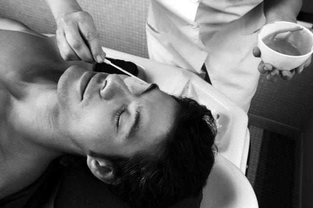 Ošetření Maria Galland HOMME THALASSO, kosmetika pro muže