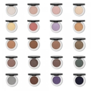 Kompaktní oční stíny (mono paletky)