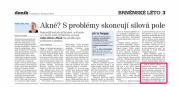 Noviny Deník červenec 2014