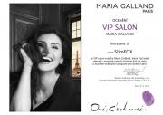 SlimFOX je jediný VIP salon Maria Galland v ČR