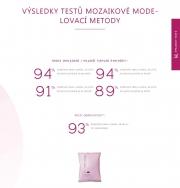 Výsledky testů mozaikové modelovací metody