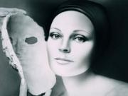 Maria Galland a její modelační maska