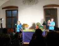 Divadelní představení s Mikulášem u SlimFOX 2013