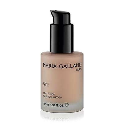 Make up 511 pro pleť bez zbytečného lesku.