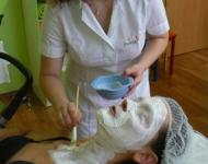 Aplikace masky výživné a zpevňující PerfectAge