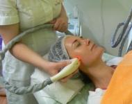 Pokročilé ošetření 3v1 obličeje u SlimFOX pro Míšu Salačovou