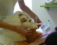 Antioxidační maska Alginax - odstranění