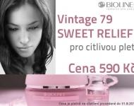 BIOLINE Vintage 79 SWEET RELIEF pro citlivou pleť u SlimFOX