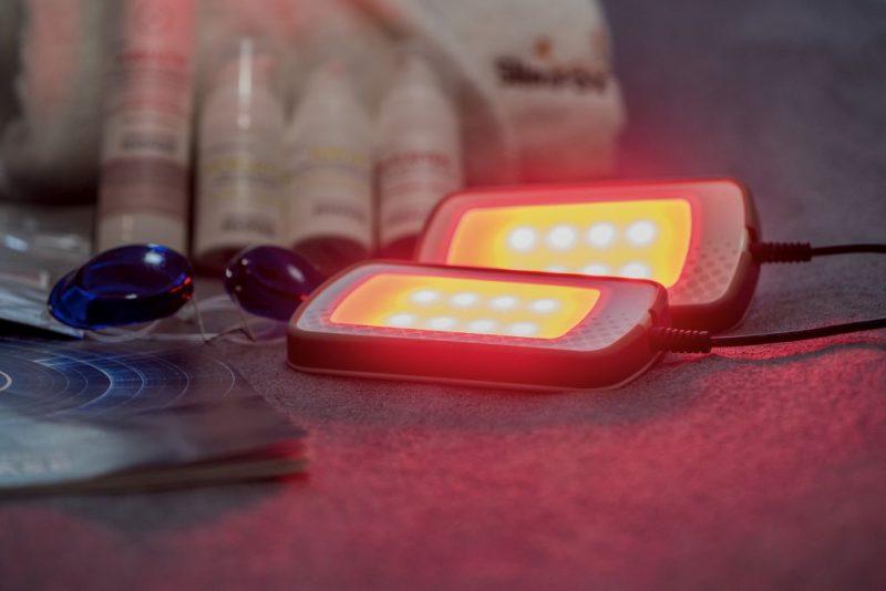 LED světlo a omlazení pleti od Line5Paris