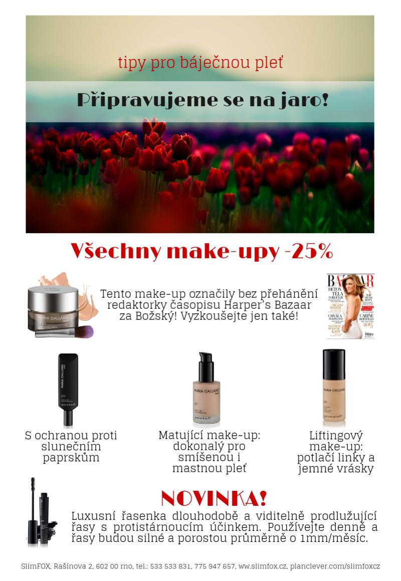 make-up jaro 2015