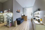 Interiér kosmetického salonu SlimFOX