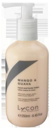 MANGO & GUAVA tělové mléko