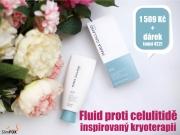 Fluid proti celulitidě s kryoterapeutickým účinkem