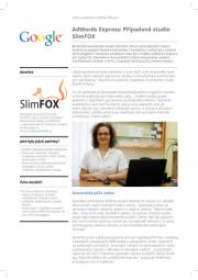SlimFOX pro Google