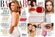 Tento make-up označily bez přehánění redaktorky časopisu Harper's Bazaar za Boží!