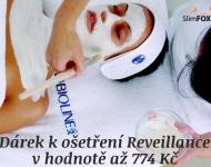 Ošetření Reveillance s dárkem