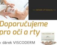 Ošetření Details of beauty s dárkem VISCODERM