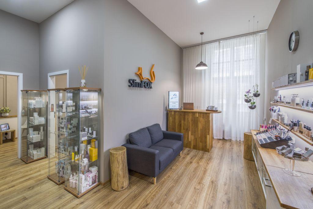 SlimFOX kosmetika a pedikúra v centru Brna