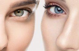 Modeling pro oční okolí