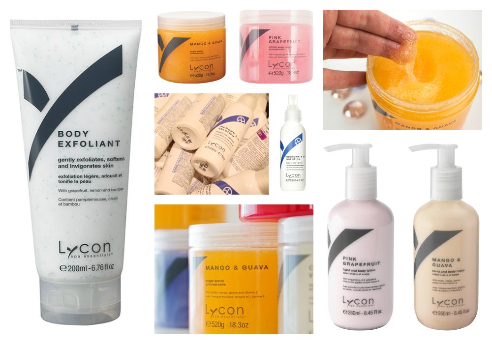 Produkty na domácí použití po epilaci/depilaci Lycon