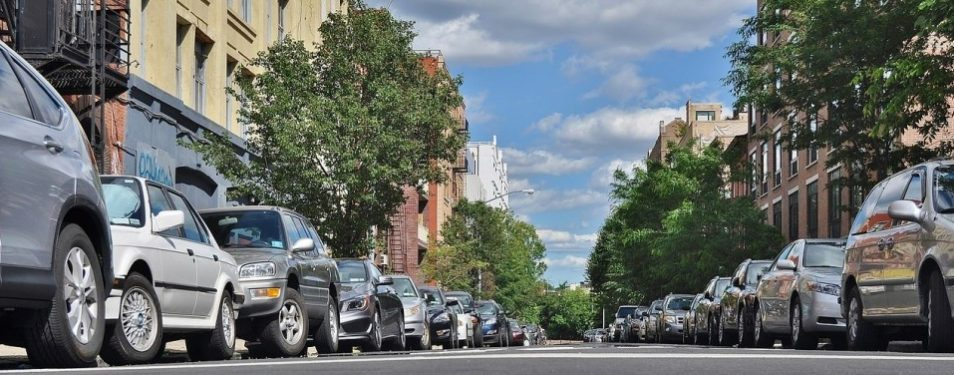 Parkování v centru