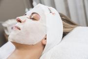 maska s nanovlákny