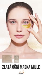 Limitovaná edice oční masky