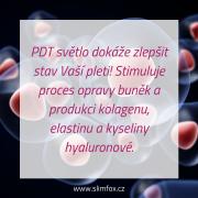 Stimulace opravy buněk
